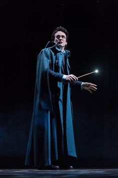 Jamie Parker (Harry Potter)  Harry Potter and the Cursed Child Palace Theatre, London