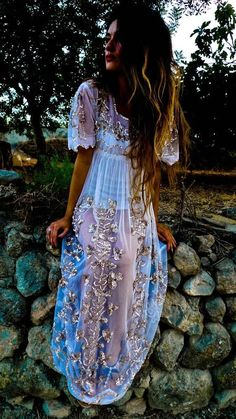 Magnificent White Short Sleeve Summer Dress