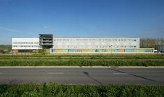 Instituto Universitário do Câncer Oncopole de Toulouse / Jean-Paul Viguier et…