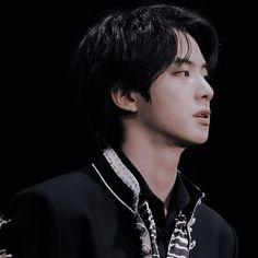 Bts Black And White, Black And White Aesthetic, Seokjin, Hoseok, Bts Jin, Foto Bts, Jin Icons, Les Bts, Wattpad