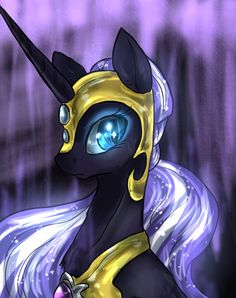 Another Nightmare Rarity art by StellarWay on DeviantArt