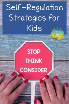 Kids and teens need real meaningful strategies to work on self-regulation! Use these techniques and activities for kids who struggle to stop and think before acting. Communication Skills Activities, Family Therapy Activities, Social Skills Activities, Activities For Teens, Coping Skills, Anger Management For Kids, Anger Management Activities, Self Regulation Strategies, Life Skills Class