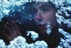 This photograph was taken by Jared Tyler in 2013 using photography as a medium. This photograph inspires me because it captures his emotion really well. He demonstrates the wonder he experiences watching the snow outside of a window. Tyler puts himself in the background of the photo, with the snow in the foreground. This creates an interesting perspective on the photo.