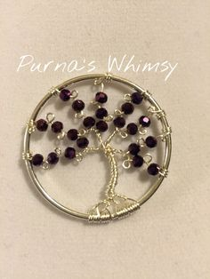Tree of Life Pendant - Purna's Whimsy