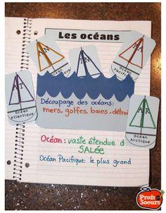 Traverser les océans sur des voiliers interactifs