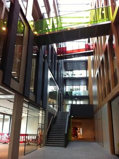 Abercrombie building @ Oxford Brookes