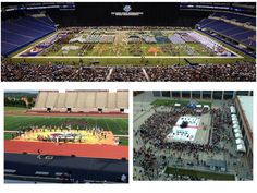 Record crowds gather at Drum corps international events, but that's just half the story. Nationwide numbers suggest Drum corps international is growing fast.