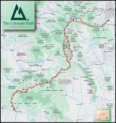A guide for planning long hikes on The Colorado Trail. Town info, resupply, alt routes, and general info. Revised March 2018.