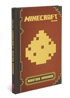 Minecraft: Redstone Handbook I...you can find out anything you want about redstone for free on the internet, why are you spending money on a book about it?