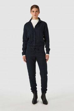 Denim Jumpsuit, Black Jeans, Blazer, Pants, Jackets, Fashion, Suit, Denim Overalls, Trouser Pants