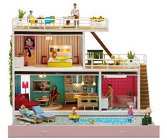 Lundby's Stockholm House