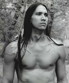 Michael Grey Eyes- Native American actor in The Dreaming, The New World, Crazy Horse and more.