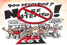 """CGT Atento Madrid: Dí """"NO al #EREdeAtento"""""""