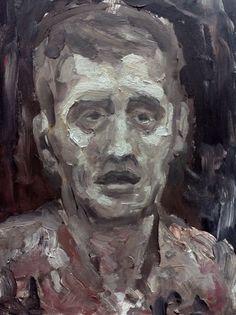 M #art #paintings #faces #portraits #oil #fineart #molos #morina