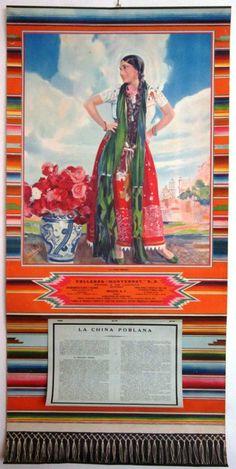 Calendarios Mexicanos - Eduardo Cataño W.