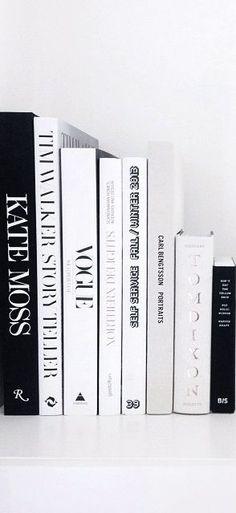 zwart wit boeken