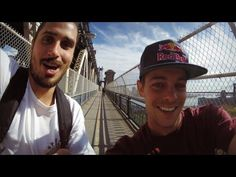 """I WANT AN ARMY OF GO PROS!! """"GoPro: New York City... A Day in the Life - Starring Skate Legend Ryan Sheckler"""""""