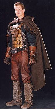 Herger, The 13th Warrior Armor Rental