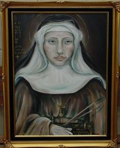 "St. Catherine of Bologna says: ""I received many and very great favours from the Saints but still greater favours from the Holy Souls."")"