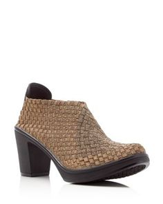 STEVEN BY STEVE MADDEN Elanore Woven Booties - Compare at $89 | bloomingdales.com