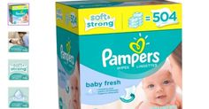 Make changing time clean time with Pampers Baby Fresh wipes with Softgrip Texture. They are hypoallergenic and have a refreshing scent and lotion with pure water in every wipe. #ad#ad