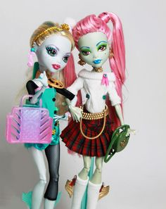 Monster High custom tutorial
