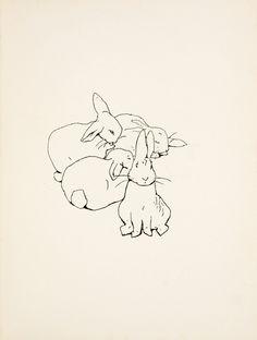#art #illustration #bunny #animals #drawing