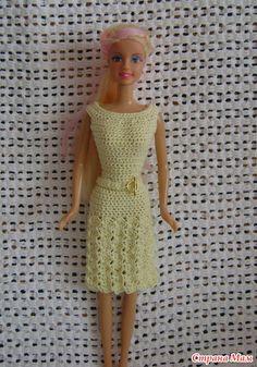 Обновка для Барби - Гардероб для куклы - Страна Мам