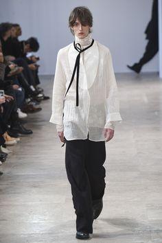 Ann Demeulemeester Autumn/Winter 2017 Menswear