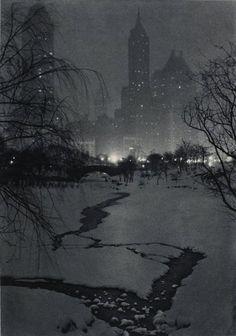 The White Night, 1932