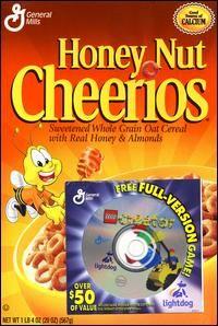 Vintage Cheerios