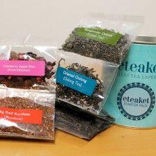 Eteaket - a year's tea subscription
