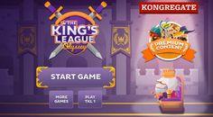 The King's League: Odyssey - Play Free Here http://htl.li/ZNj6W