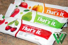 That's It! Fruit Snack Bars