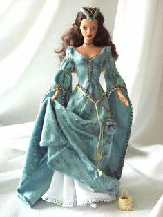fashion doll, History barbie
