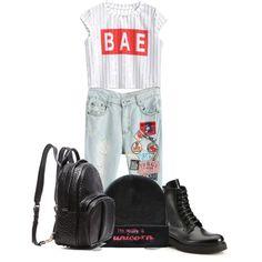 Ba(e)dass! street fashion