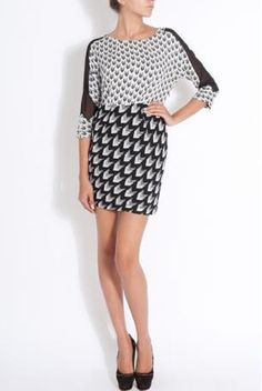 10 Rag & Bone Gaytatri Print Dress