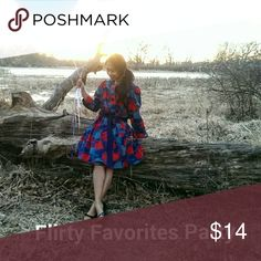 Hosting my third party  I am super excited to announce that I am hosting my third Posh party! The theme is Flirty Favorites on Wednesday, 03/14/18 at 7PM PST.   Host pick? I am still looking for flirty but not trashy pieces. Clear and artistic cover shots that captivates the buyers and other sellers eyes. I do not support replicas/not authentic goods so no host pick on those. Please tag me at least FIVE items on your closet to be considered. Thank you and see you poshettes at the party! ❤…