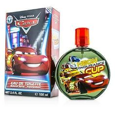 Disney Cars Eau De Toilette Spray - 100ml-3.4oz