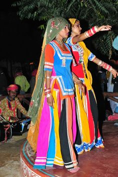 Rajasthan local dance, Jaipur, India