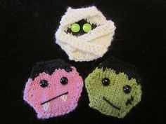 Ravelry: knitreaver's heaps of hexiflats