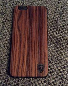 UTECTION - Hülle für das  iPhone 6 / 6 S ( 4,7 Zoll ) Holzhülle