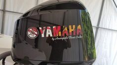 Maryland Yamaha Engine Decals