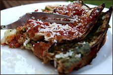 A Vote for Matzoh Lasagna - A Mighty Appetite