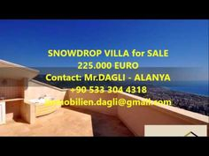 Immobilien Türkei Alanya   Snowdrop Villa 225 000 €   DAGLI