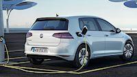 Elektrický Volkswagen Golf