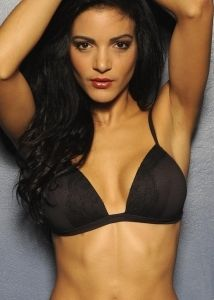 Calais Lace No Wire Padded Bra