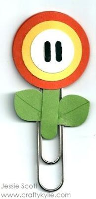 http://www.craftykylie.com/2011/10/stampin-up-punch-art-mario-bros.html