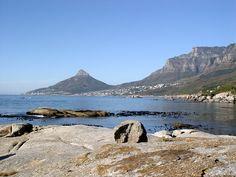 Oudekraal Oudekraal is just one of many hidden nooks on the Atlantic Seaboard, South Africa. Photo by Damien du Toit (Coda on Flickr).