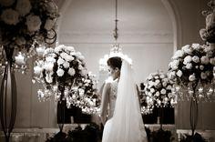 Um dos inúmeros casamentos clicados por Patricia no Rio